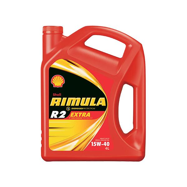 Shell Rimula R2 Extra 15w40