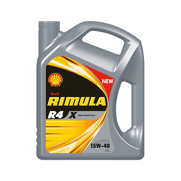 Shell Rimula R4 X 15w40