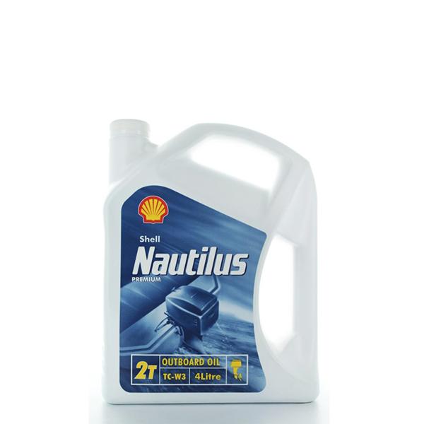 Shell Nautilus Premium Outboard